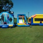 Fort Payne Bounce House and Water Slide