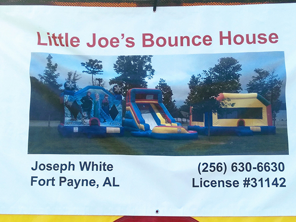 Fort Payne Bounce House and Water Slide Rentals